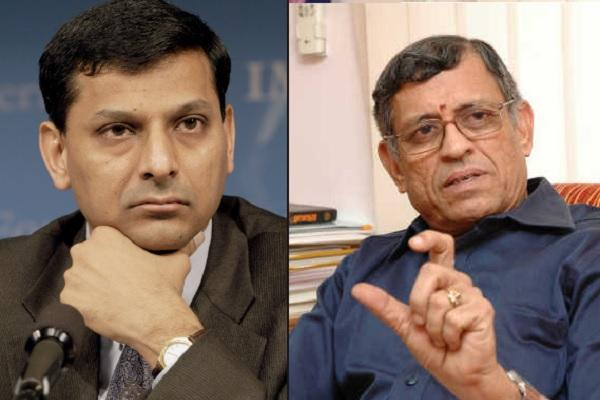 Was the RSS and Swadeshi squad behind Rajans exit S Gurumurthy denies