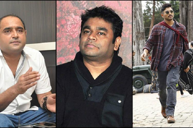 Could it be AR Rahman for Allu Arjuns next
