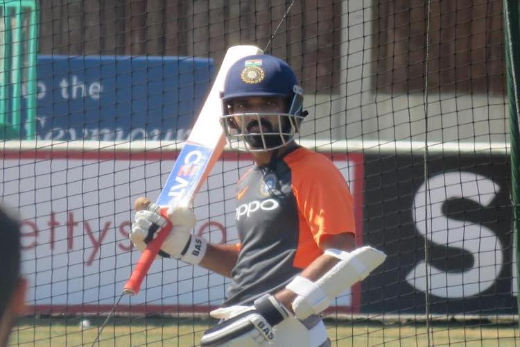 England series a test of mind and character making quick adjustments key Rahane