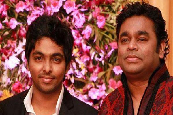AR Rahman to compose for nephew GV Prakashs upcoming film