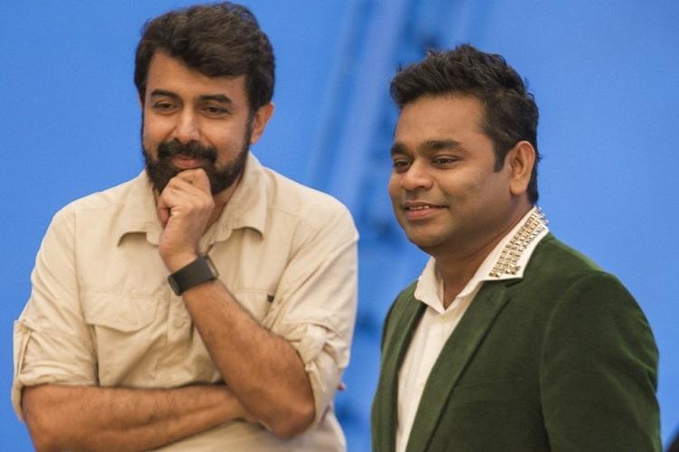 Director Rajiv Menon turns composer for Sarvam Thaala Mayam