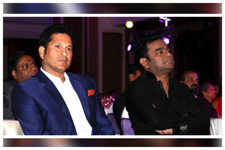 AR Rahmans song for Sachin biopic instant hit fans eagerly await films release