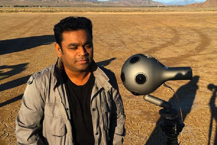 At heart AR Rahman is just a boy jamming with his band Musicians official biographer