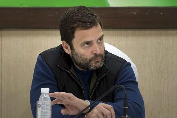 Rahul flays Modi government over Kashmir unrest