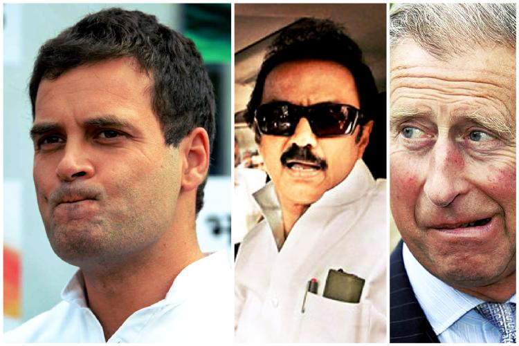 Waiting Waiting What Rahul Gandhi Stalin and Prince Charles have in common