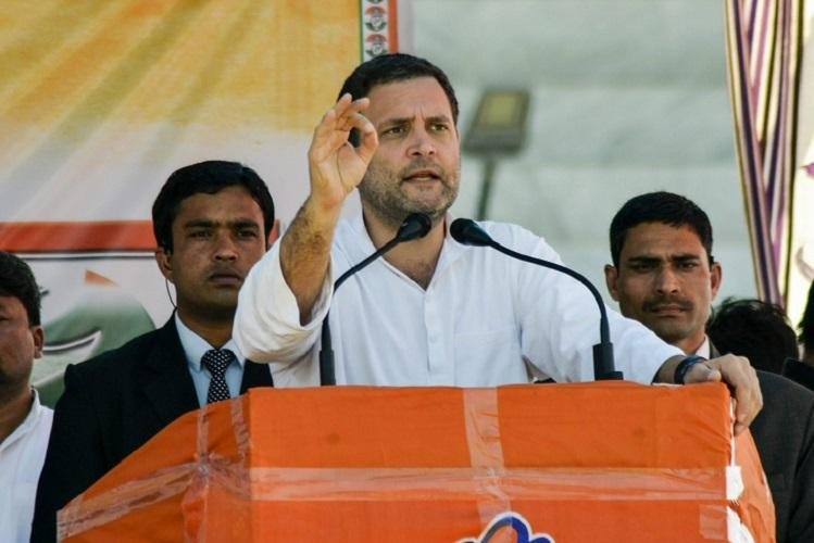 A United opposition can force Modi on Andhra special package Rahul Gandhi
