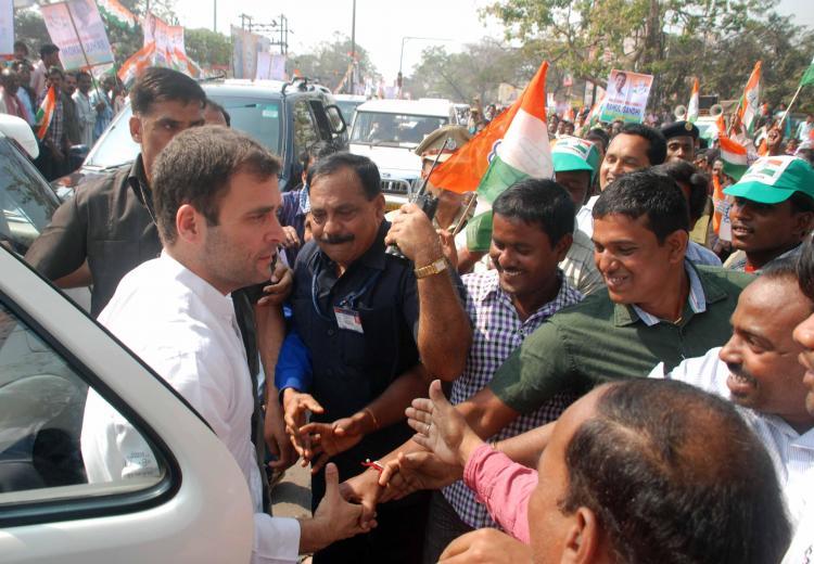 Has Rahul Gandhi shot himself in the foot