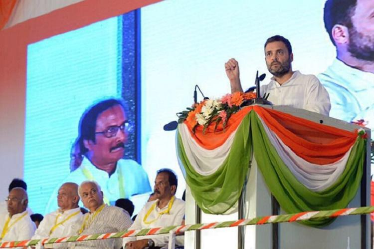 Modi dividing country by allowing party men to beat up Dalits kill minorities says Rahul