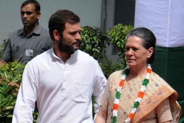 Congress partys income the highest at Rs1687cr BJP a close second at Rs1475 cr