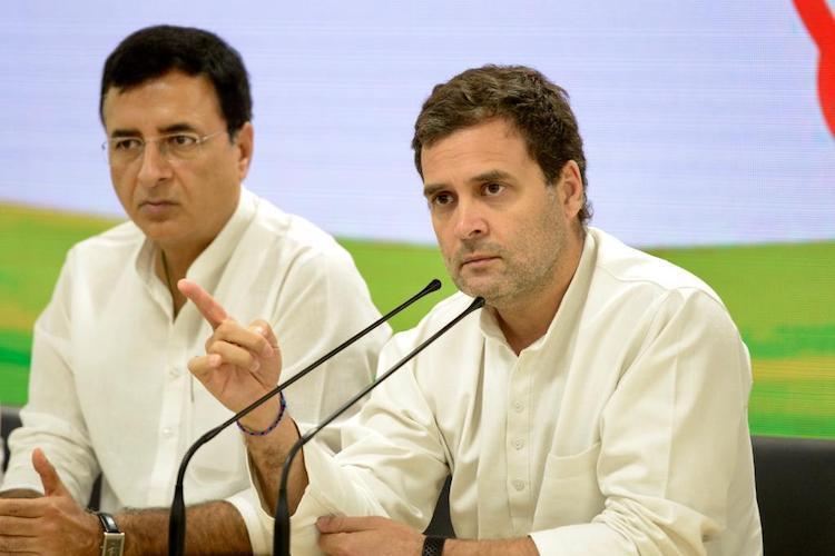 Ahead of LS polls Congress promises minimum income for Indias poorest