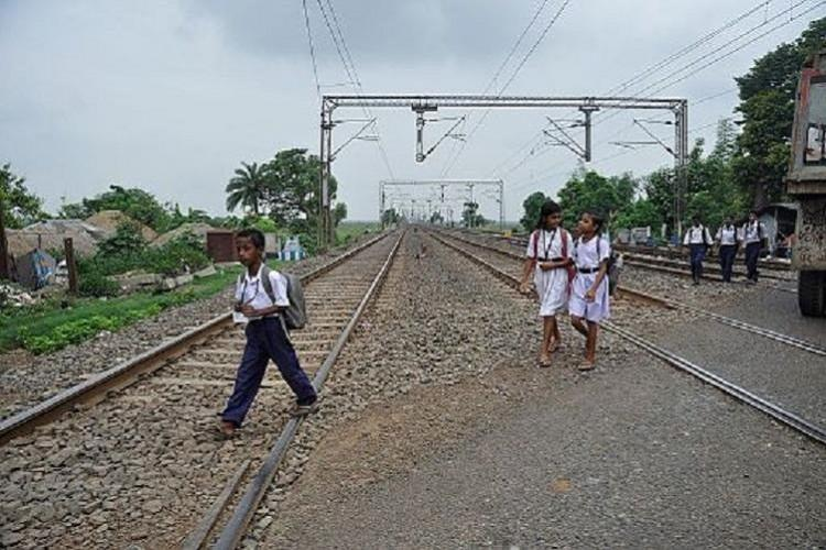 Railways eliminates 3478 unmanned level crossings claims only one left