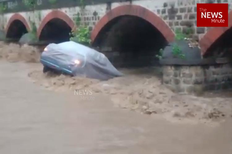 Heavy rains lash north Karnataka again 13-year-old boy gets washed away in canal