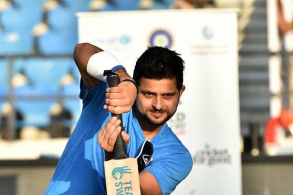Raina to skip IPL match against RCB to visit Holland