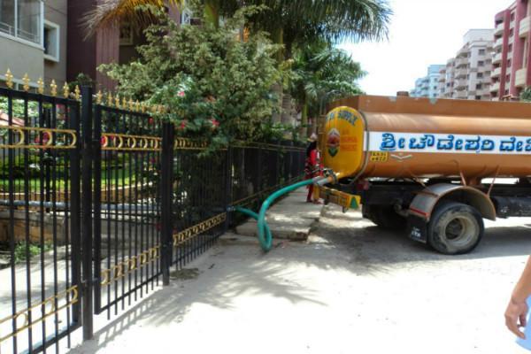 Bengaluru water crisis Money spent like water for water