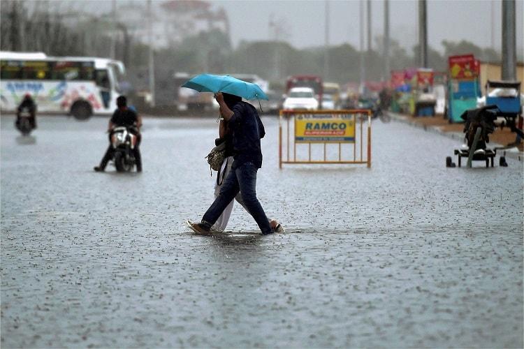 Schools to be shut in Chennai Kancheepuram Tiruvallur on Tuesday due to rains