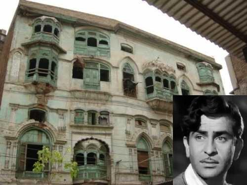 FIR filed against owners of Raj Kapoors former haveli in Pakistan