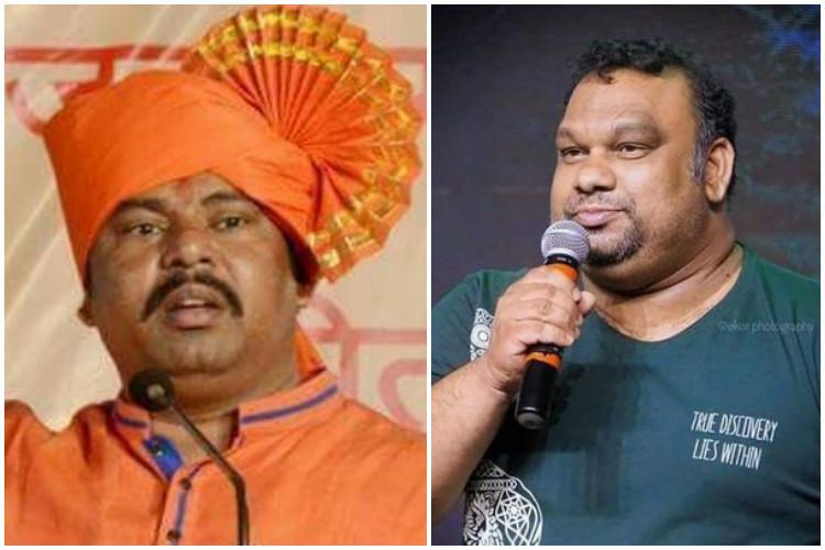 Film critic Mahesh Kathi attacks Pawan Kalyan PM Modi BJP asks for action