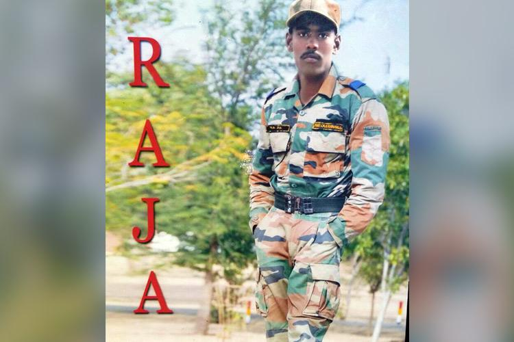 Months before he was to become a father jawan from TN village martyred in Kashmir