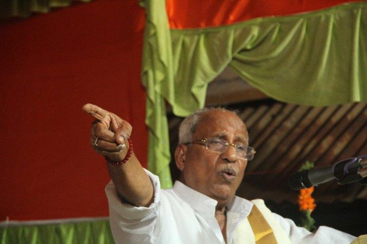 The harassed Hindus in Kerala will vote for us in this election O Rajagopal to TNM