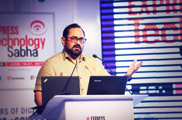 CM has time to meet vision group but not Constitutional body asks MP Rajeev Chandrasekhar