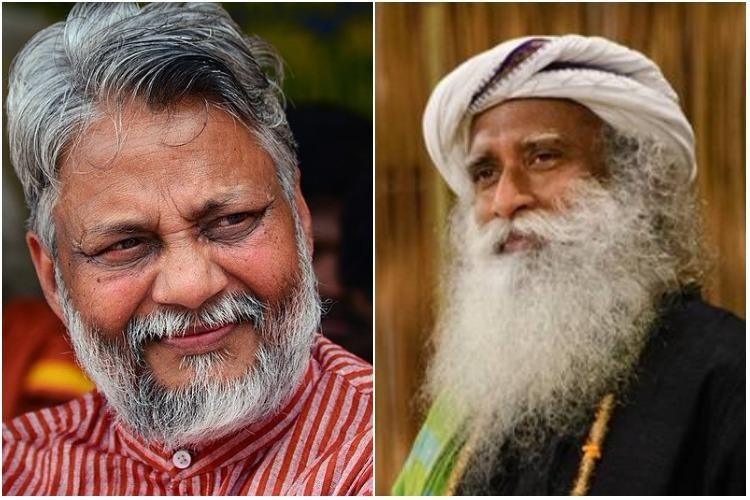 Wont support Rally for Rivers Indias Waterman Rajendra Singh on Ishas campaign