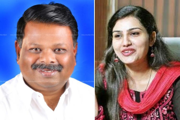 Idukki Collector backs Renu Raj says CPIM MLA  supported illegal construction