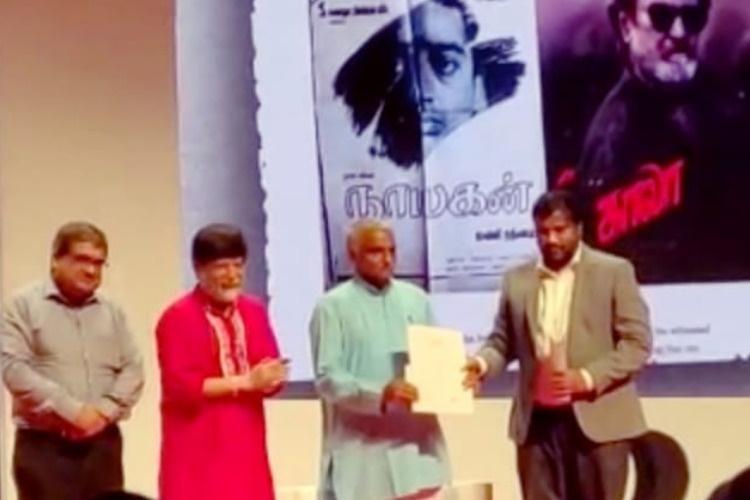 Writer-filmmaker Rajesh Rajamani wins RedInk Award for Kaala article published on TNM