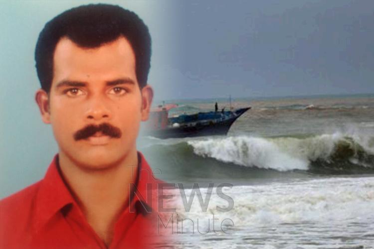 Kerala fisherman dies at sea family allege govt apathy in bringing body back