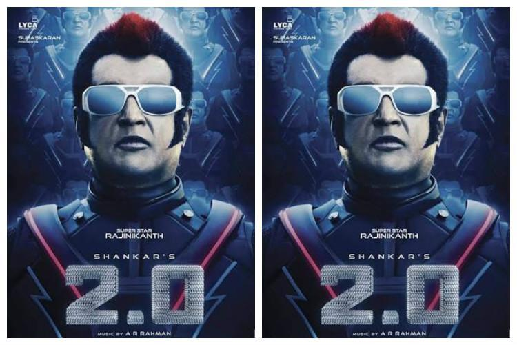 Rajinikanth, Akshay Kumar's 2.0 teaser leaked online, video goes viral