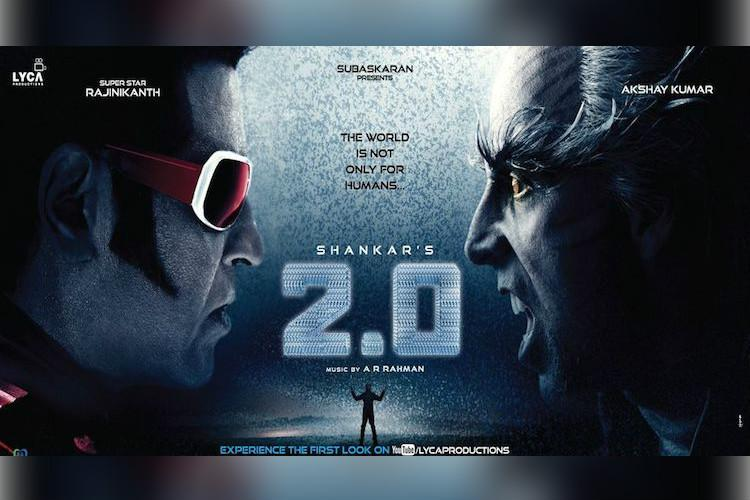 Akshay Kumar unveils the making of 2.0