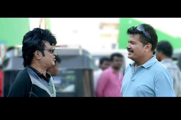 Rajinikanth starrer 20 completes 100 days of shooting