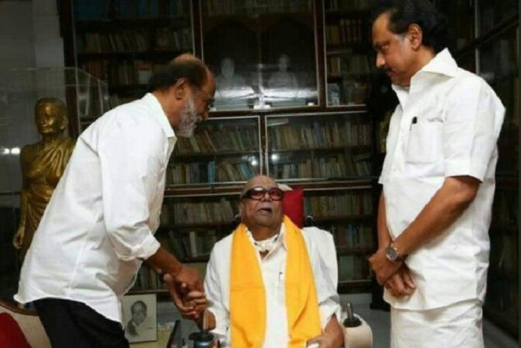 DMK gears up to counter Rajinikanth party mouthpiece sets the tone
