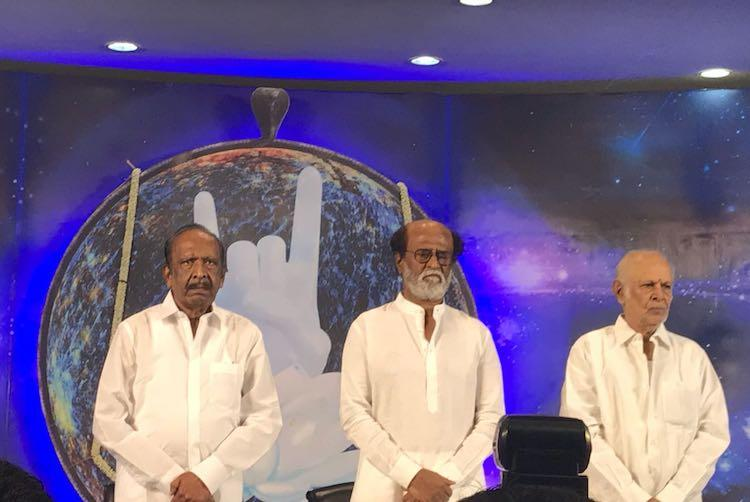 I will announce my decision on Dec 31 Rajinikanth on his political entry