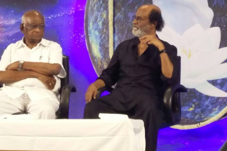Rajinikanth delivers decade old script but TN politicians are brimming with responses