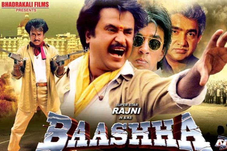 Rajinikanths iconic movie Baasha to re-release on Dec 12