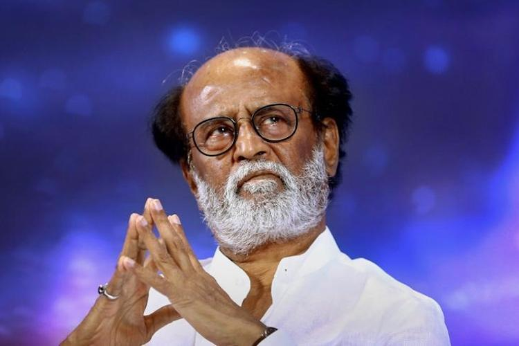 Why did TN CM not attend Kalaignars funeral Rajinikanth slams EPS
