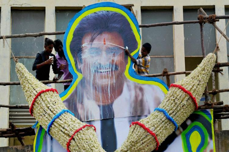 Actor with notoriously devoted fan base how foreign media is enamoured with Rajinikanth