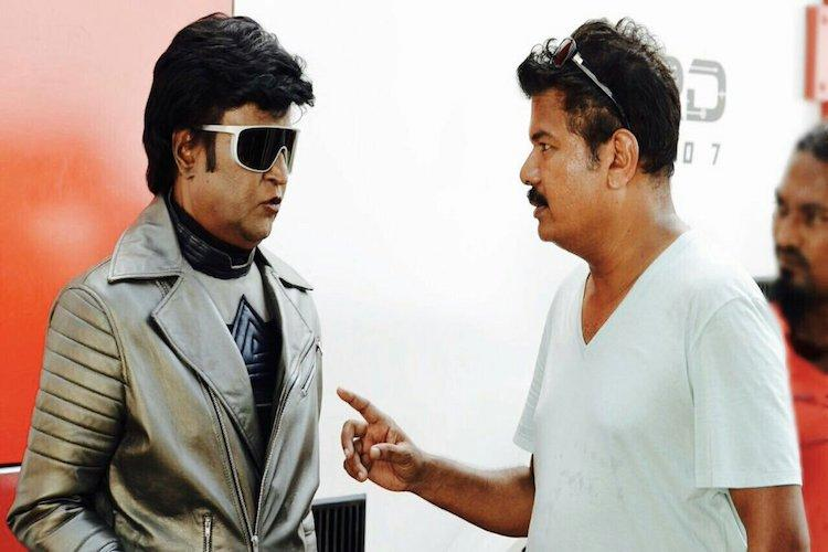 Shankar reveals he had plans to direct film on Traffic Ramaswamy with Rajini
