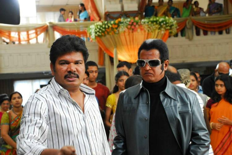 Ukraine to be recreated in India for Rajinikanths 20