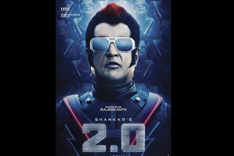 Has Shankar completed shooting of highly anticipated 2o