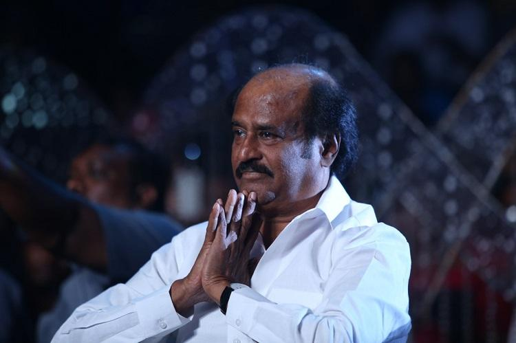 Rajinikanth should not endorse SL govt TN groups condemn superstars visit to Jaffna