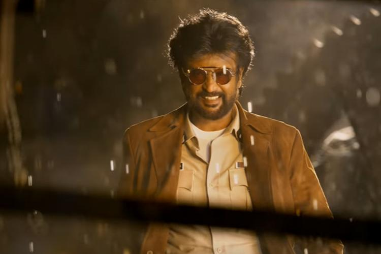 Watch Im a baaad cop Rajinikanth is all swag in Darbar trailer