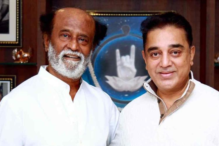 Kamal Haasan takes dig at Rajinikanth for not contesting Lok Sabha elections