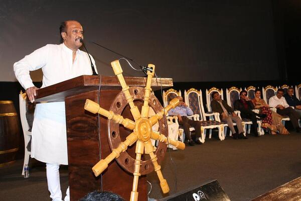 Rajinikanth to act in Ponniyin Selvan stage-play for Nadigar Sangam fundraising