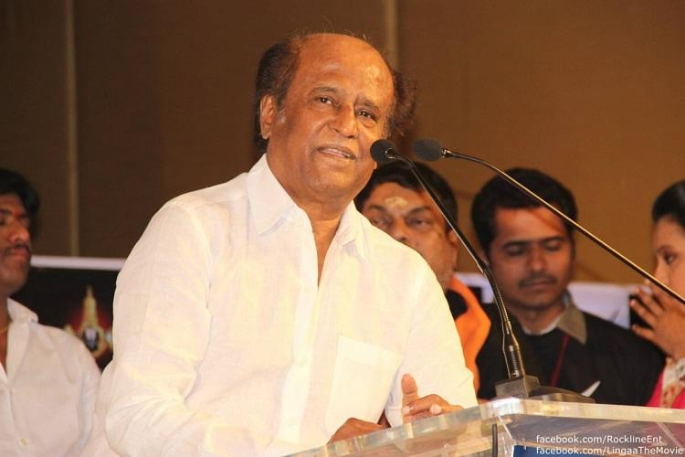 A pachai Tamizhan here are the causes Rajinikanth has supported
