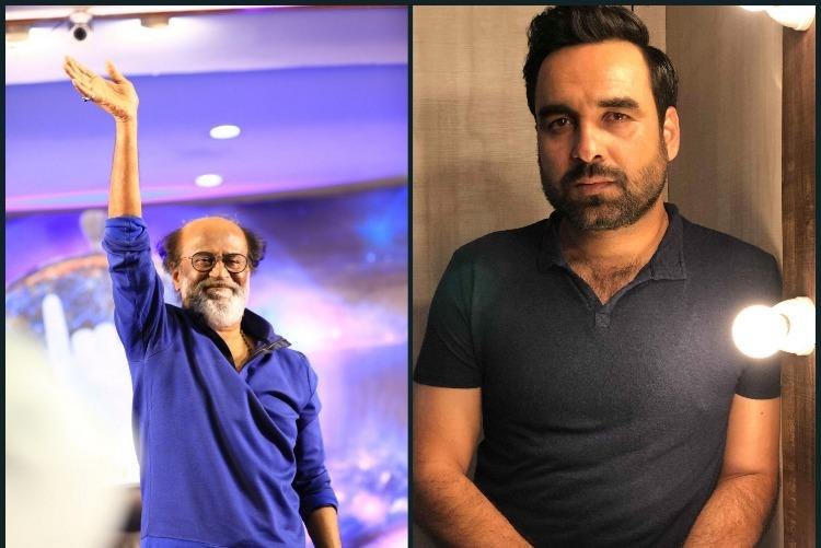 Rajini floors Bollywood actor Pankaj Tripathi with his humility