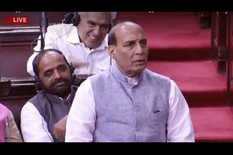 Ready to help Pakistan act against terrorists HM Rajnath Singh