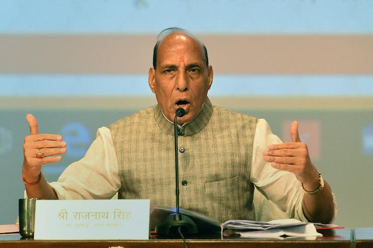 Home Minister Rajnath Singh to visit flood hit Kerala on Sunday