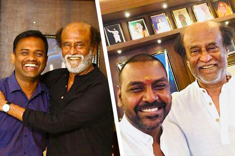 Lycas Raju Mahalingam actor Raghava Lawrence to join Rajinis political revolution