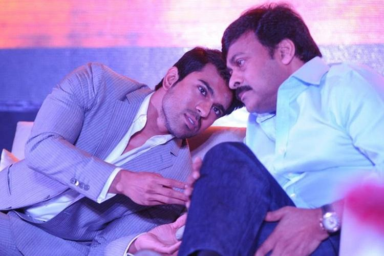 Grand pre-release event of Chiranjeevis Khaidi No 150 on January 4